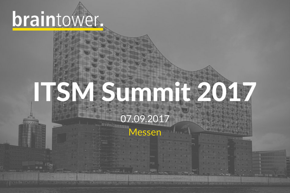 ITSM Summit 2017