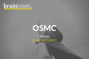 Braintower auf der OSMC 2017