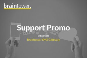 Support Special für das Braintower SMS Gateway