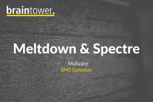 Meltdown and Spectre. Vulnerabilities in modern computers leak passwords and sensitive data.