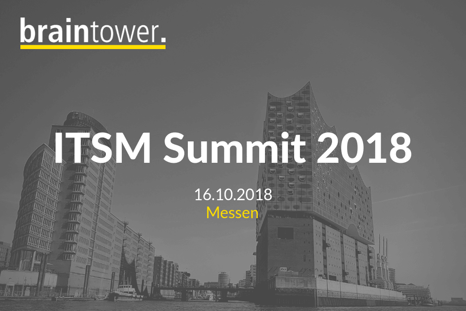 ITSM Summit 2018