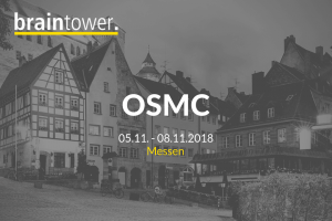 On Nov 05 a variety of technical workshops imparting in-depth professional knowledge are offered. And on top the OSMC hackathon is scheduled directly ...