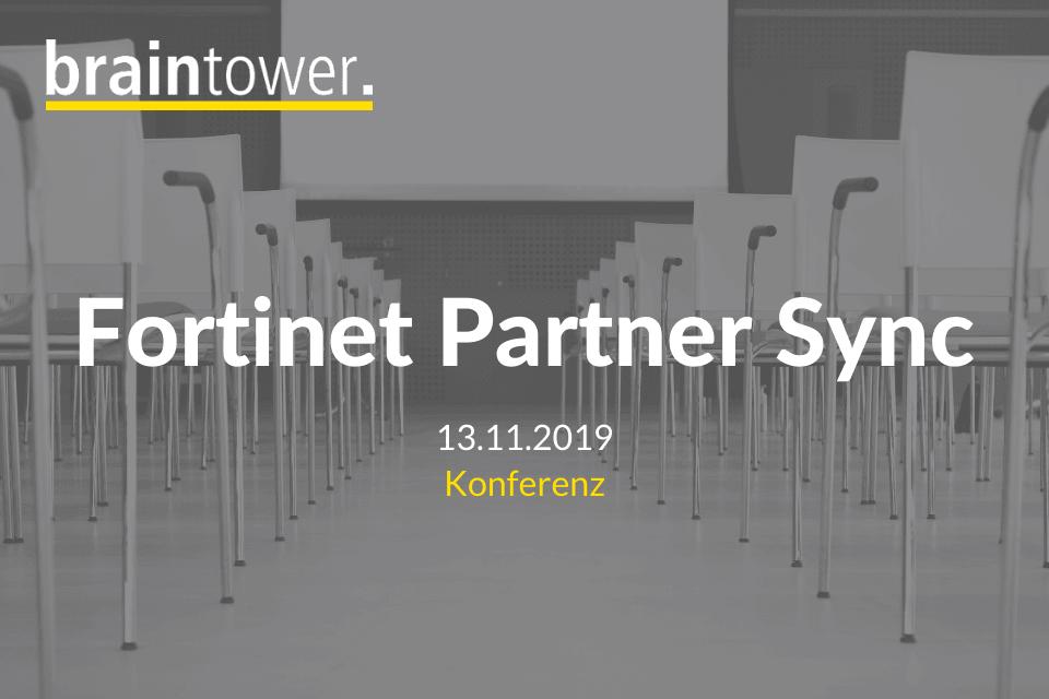 Fortinet Partner Sync 2019
